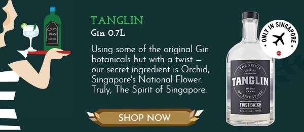 Tanglin Gin 0.7L