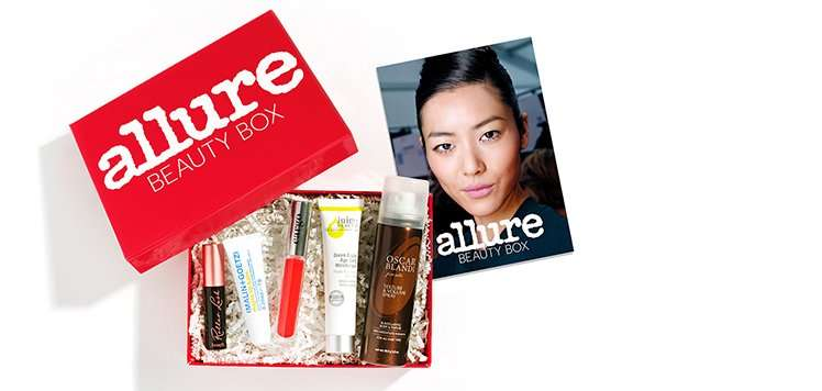 Allure Beauty Box: Up to 56% Off Subscription Box, Plus Bonus Gift
