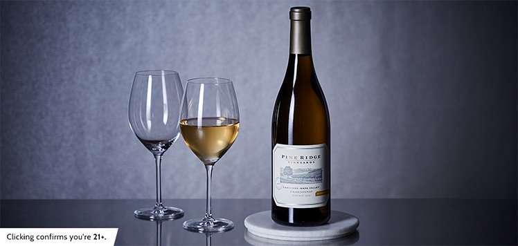90+ Point Dijon Clones Napa Chardonnay