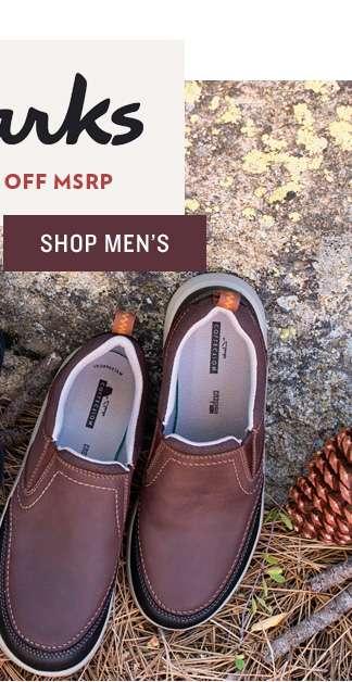 Shop Clarks Men