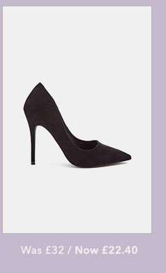 CODY Micro Pointed Court Shoes
