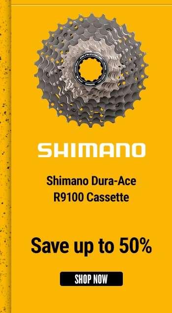 Shimano Dura-Ace R9100 Cassette