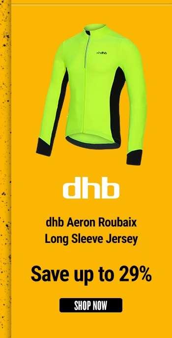 dhb Aeron Roubaix Long Sleeve Jersey