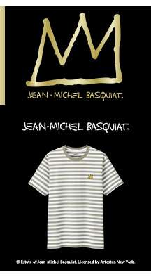 SPRZ NY Jean-Michel Basquiat Collection
