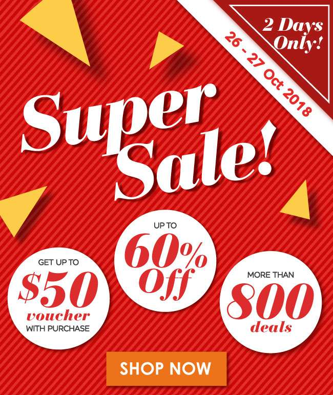 Click here to shop now for Super Sale!