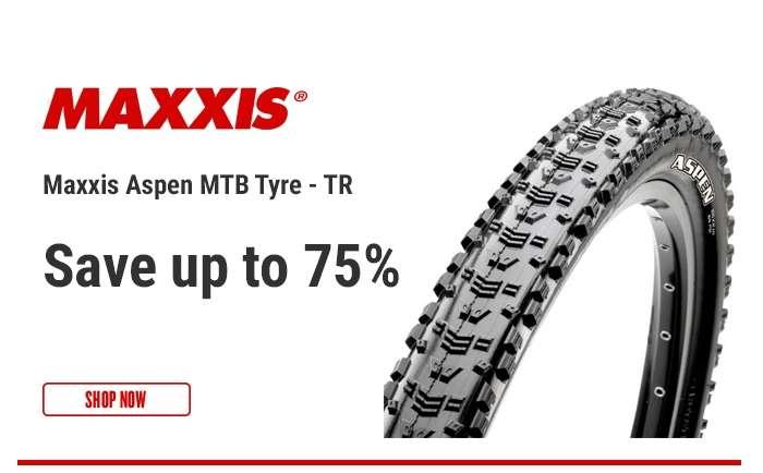 Maxxis Aspen MTB Tyre - TR