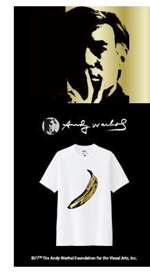 SPRZ NY Andy Warhol Collection