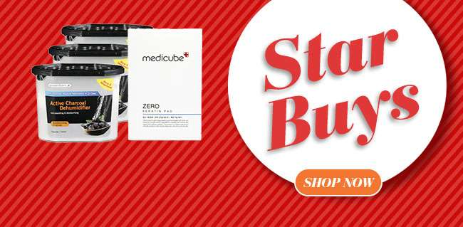 Click here to shop for Star Buys!