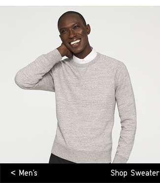 Men's Sweaters and Cardigans