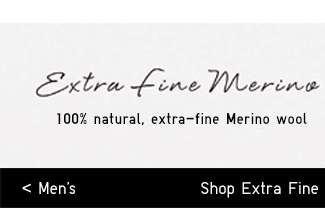 Men's Extra Fine Merino