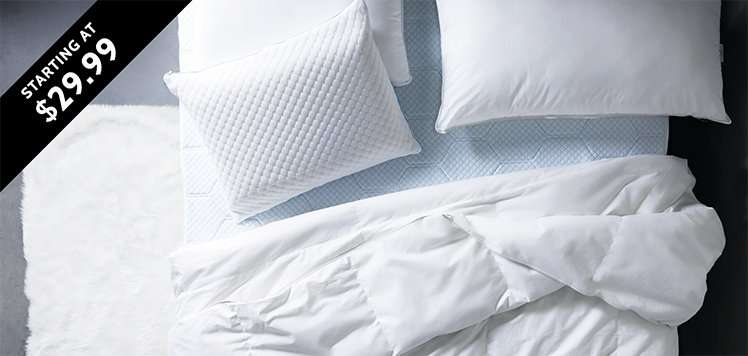Memory Foam Pillows & More