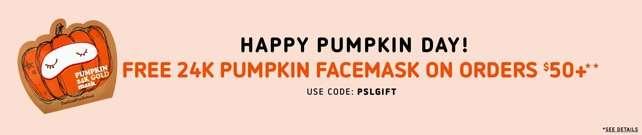 Pumpkin GWP