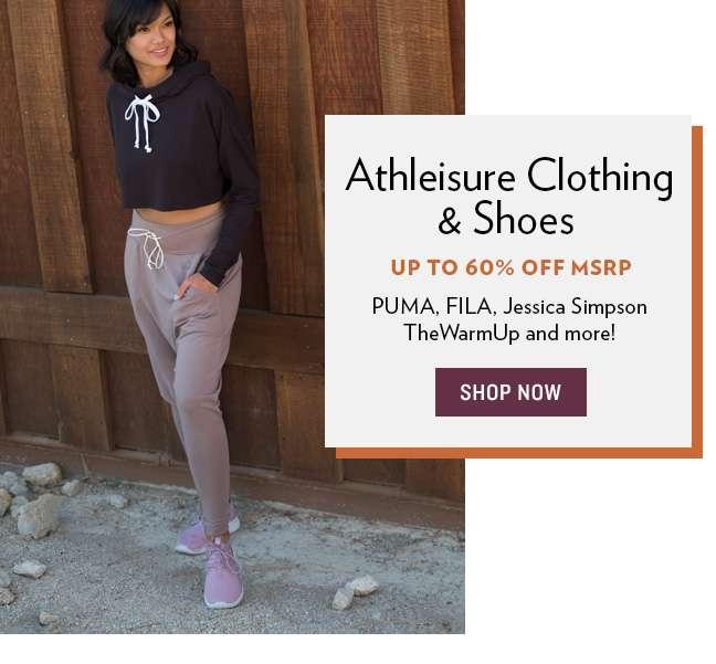 Shop Athleisure Styles