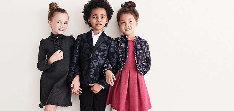 Festive Looks for Kids