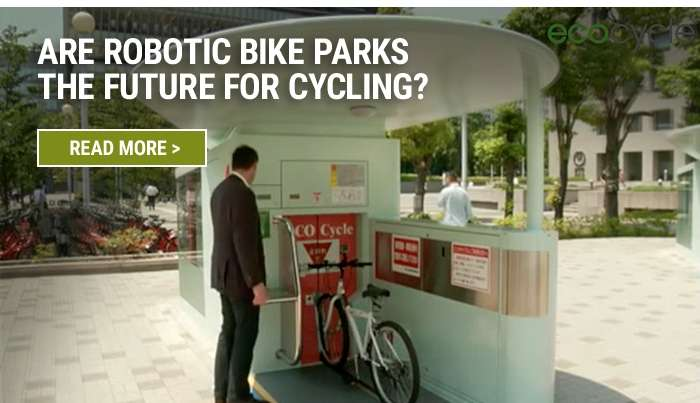 Robotic Bike Parks?