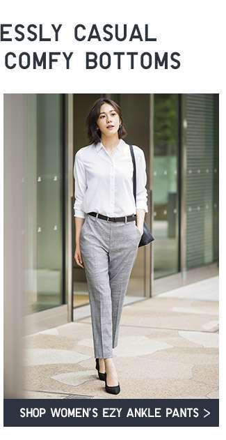 Shop Women's EZY Ankle Pants
