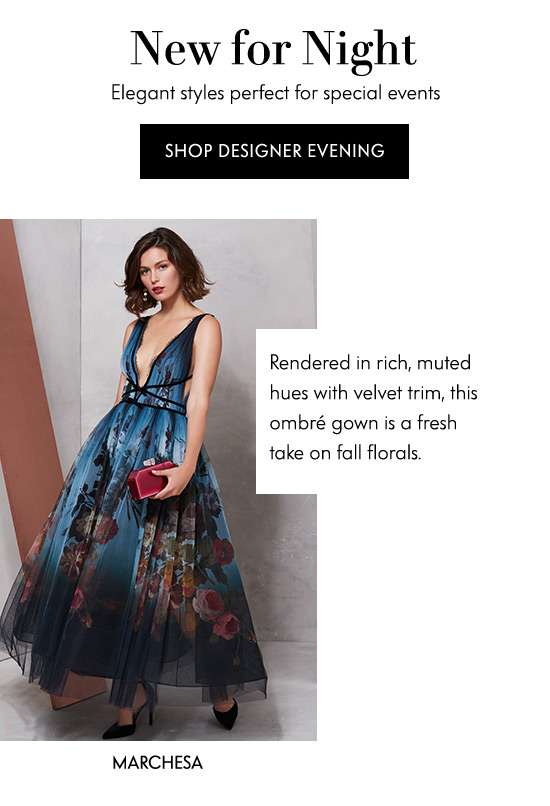 Shop Designer Evening
