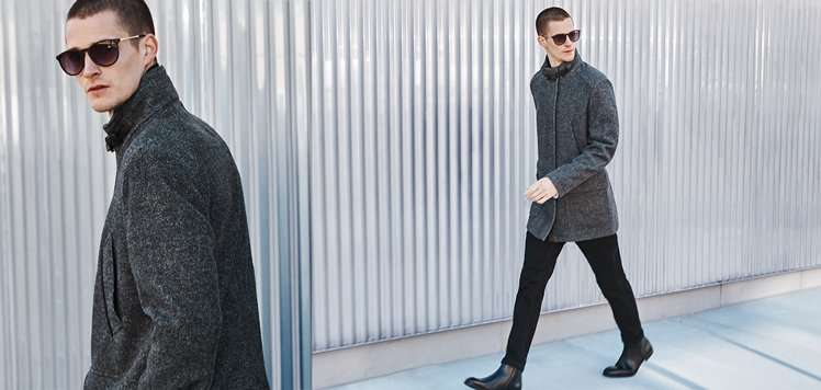 The Men's Outerwear Shop