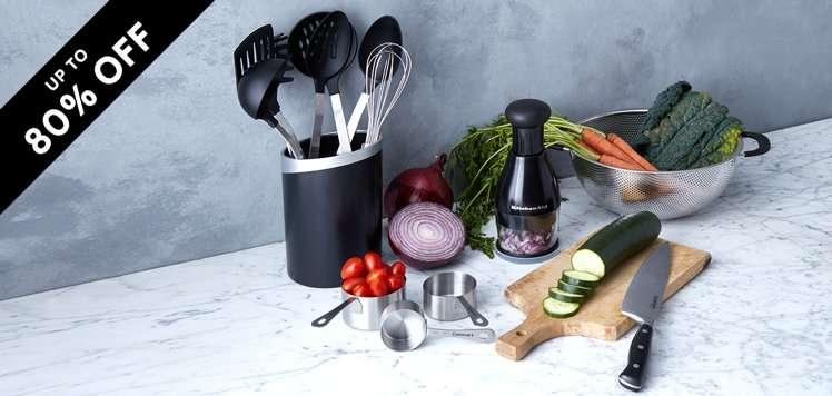 Cookware, Kitchen Gadgets & Cutlery
