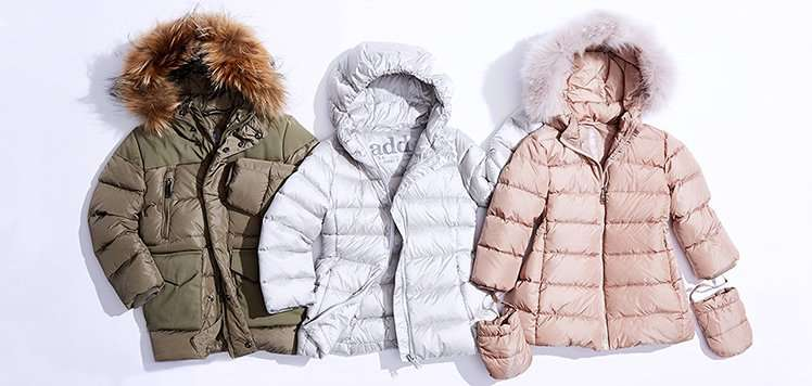 add & More Kids' Outerwear