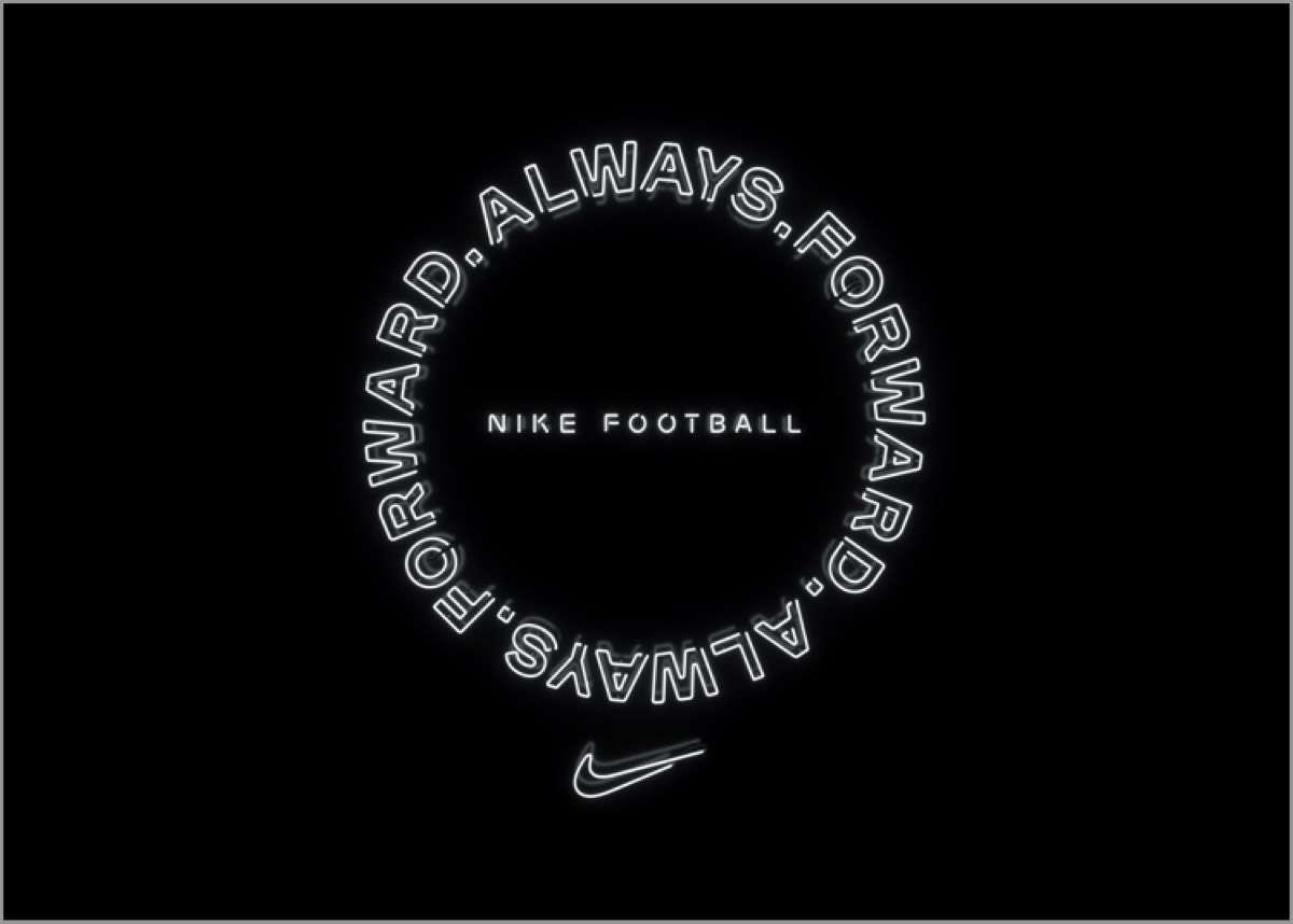 ALWAYS FORWARD | NIKE FOOTBALL