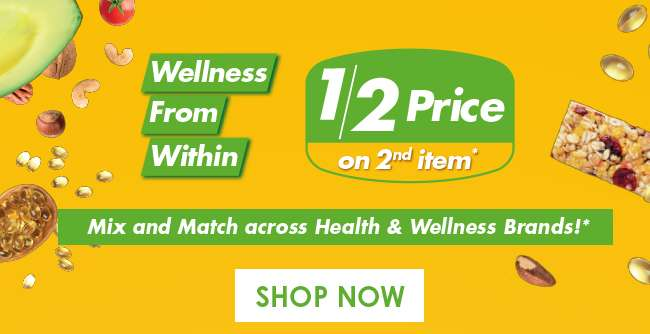 Click here to shop for 1/2 Price on 2nd Item!