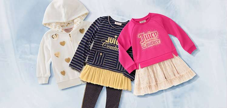Juicy Couture & More for Girls