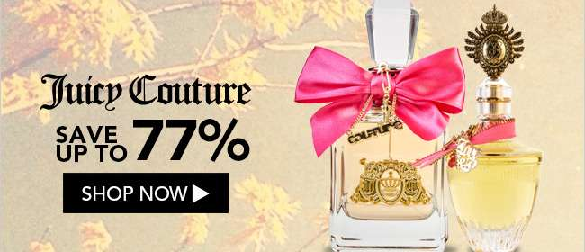 Juicy Couture. Save up to 77%. Shop Now