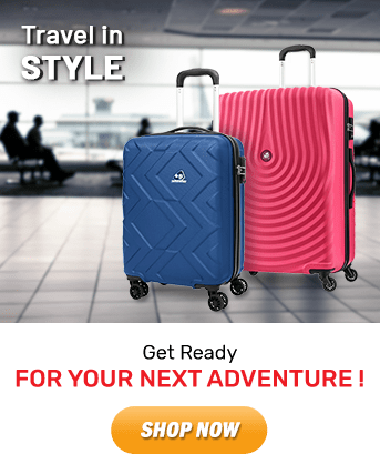 Luggage Fair: Get Ready for your Next Adventure! Shop Now!
