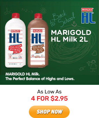Marigold PF: As Low As 4 for $2.95. Shop Now!