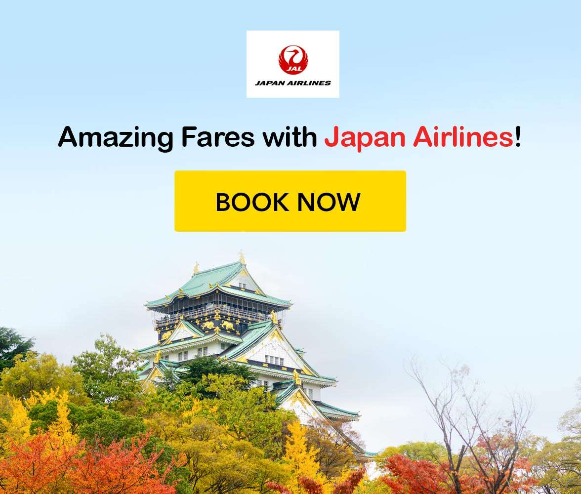 Fantastic Japan destinations with Japan Airlines