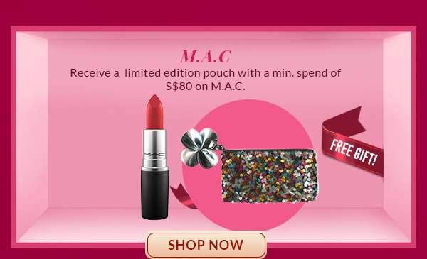 M.A.C - Shop Now