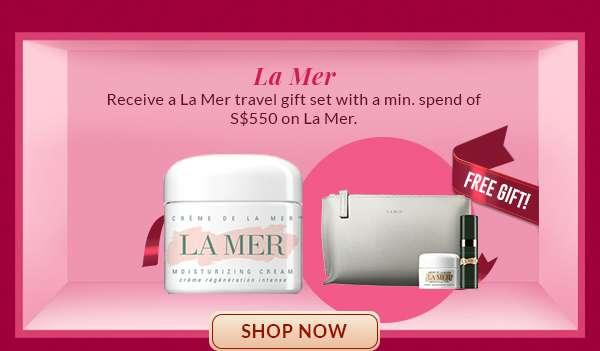 La Mer - Shop Now