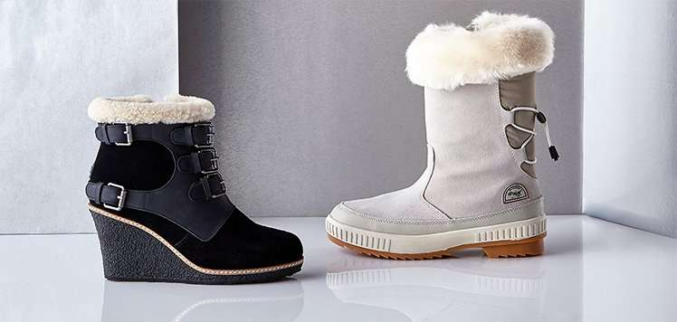 Toasty Shoes With Australia Luxe Collective