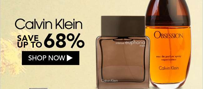 Calvin Klein. Save up to 68%. Shop Now