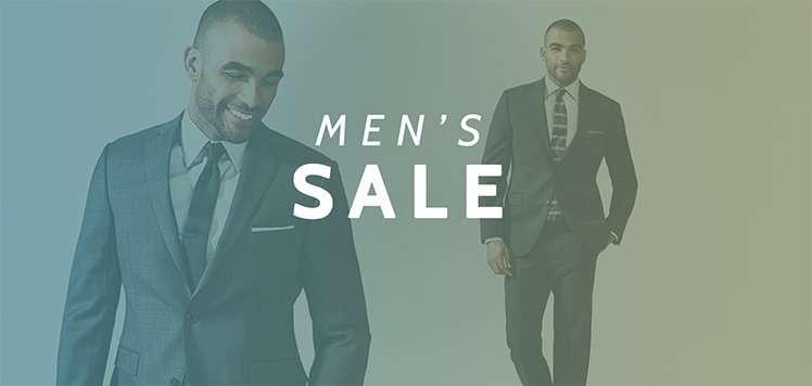 Up to 70% Off Men's