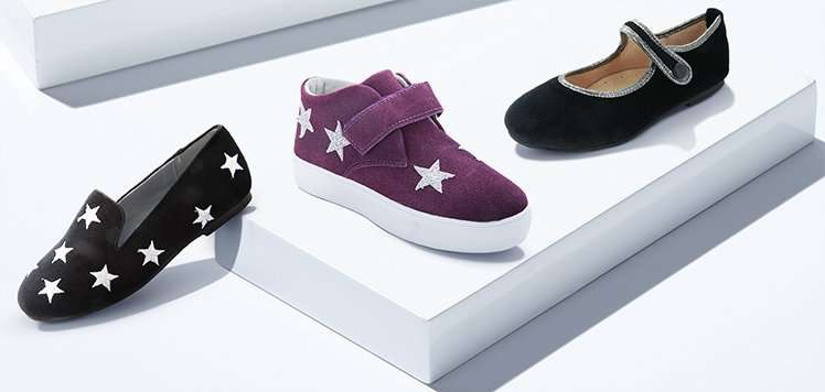 Hoo & More Trendy Kids' Shoes