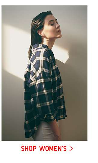 ARIGATO PRICE: Shop Women's Flannel Shirts at $19.90