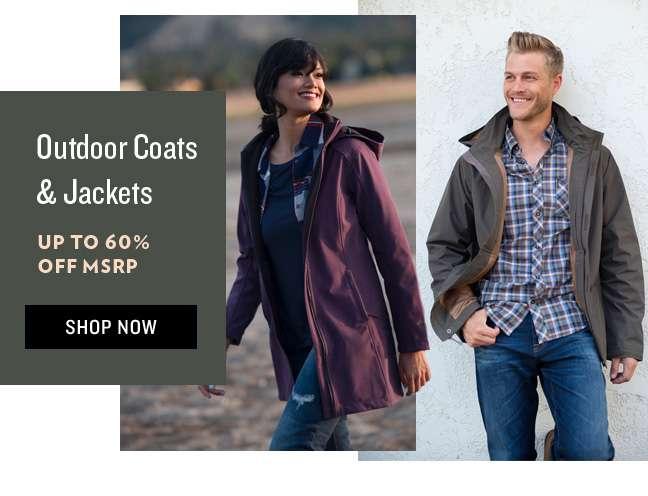 Shop Outdoor Coats