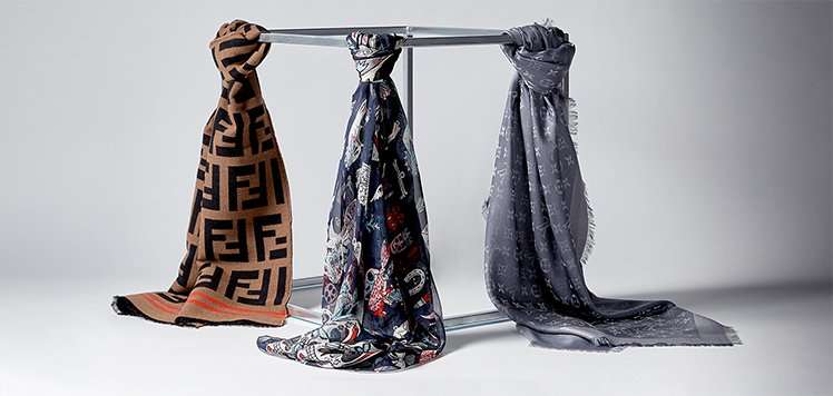 Luxe Scarves