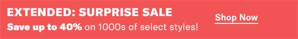 Sale's on. New items just added. Shop Sale.
