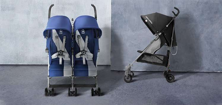 Strollers & More With Maclaren