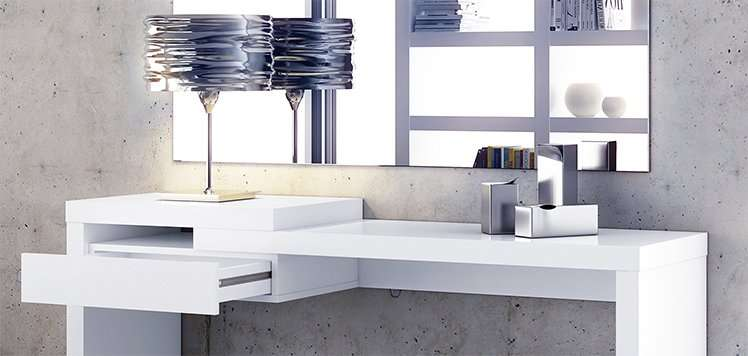 All-White Home With TEMA Furniture