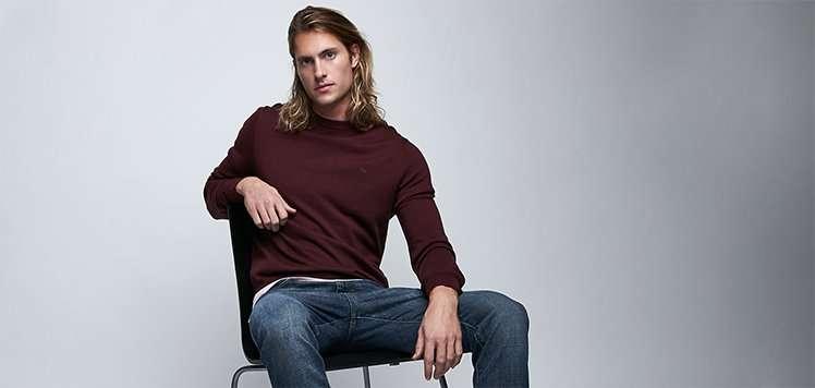 Wear-Daily Denim & Sweaters
