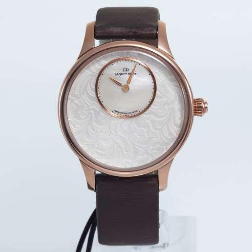 Women's Jaquet Droz Petite Heure Minute Art Deco Watch