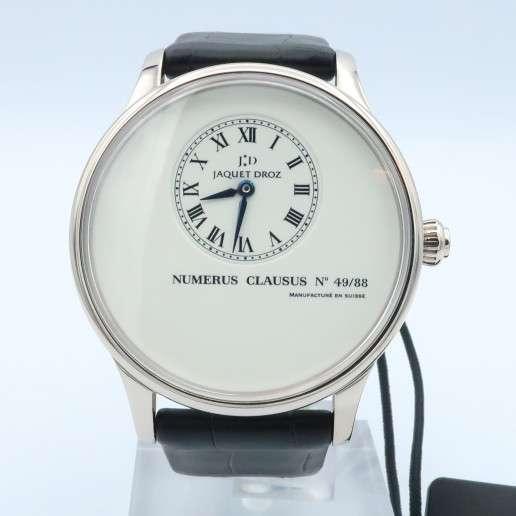 Men's Jaquet Droz Petite Heure Minute Watch