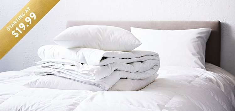 Making Your Bed: Pillows to Toppers