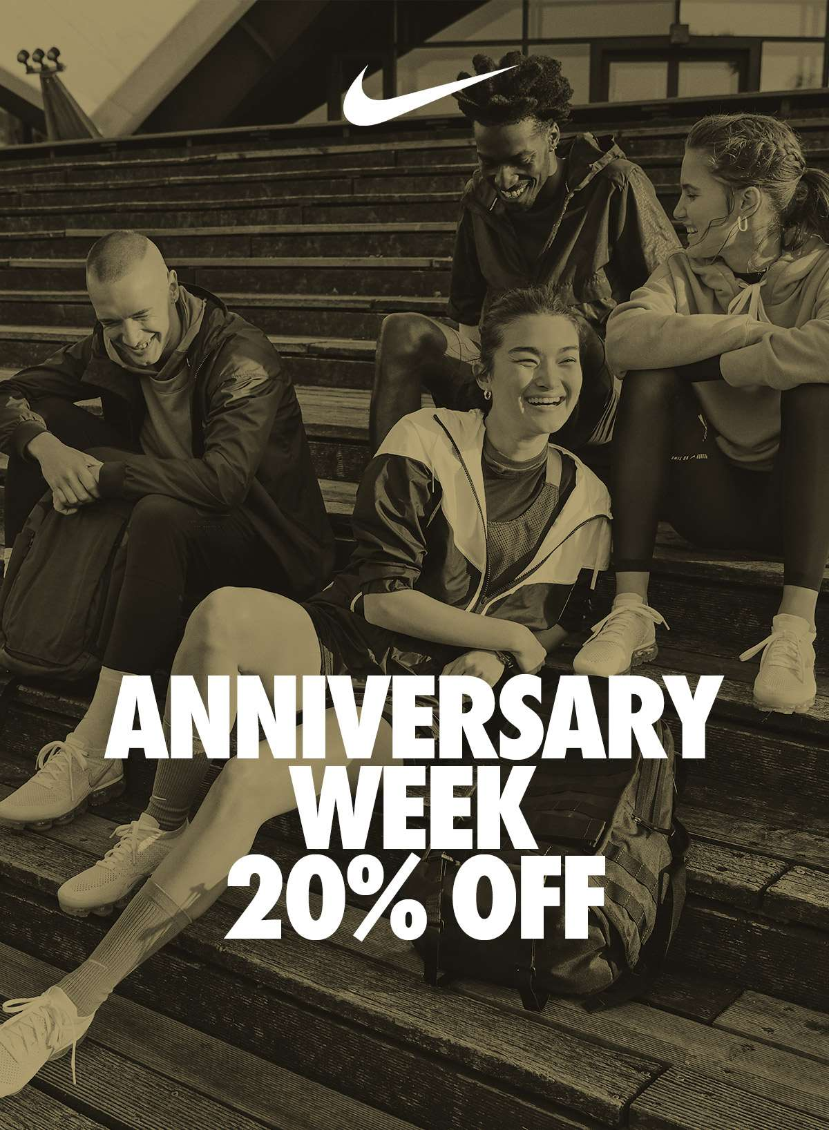 ANNIVERSARY WEEK 20% OFF