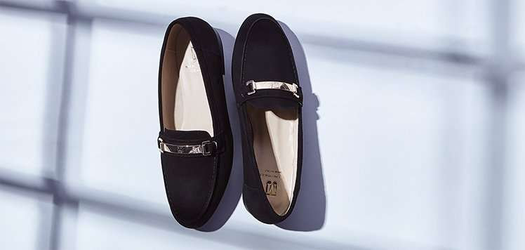 Menswear-Inspired Loafers & More