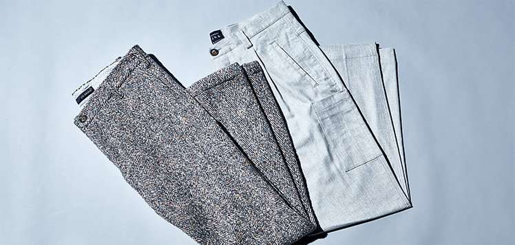 Pants & More With J. W. Brine